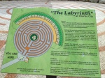 Charles City labyrinth
