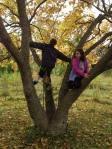 Children in Trees