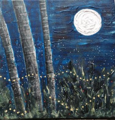 Full Moon fireflies